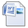 Word DOCX format